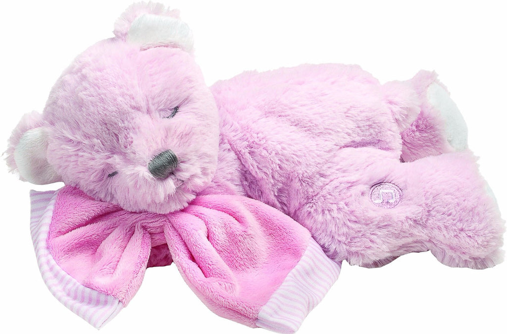 HAB Bear Pink Musical Collectible Teddy from Suki
