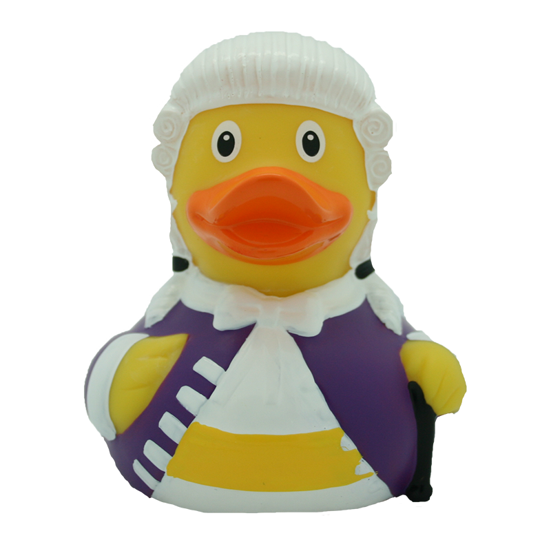 Baron Rubber Duck By Lilalu