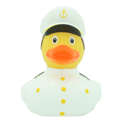 Captain Rubber Duck By Lilalu