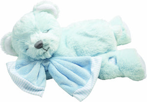 HAB Bear Blue Musical Collectible Teddy from Suki
