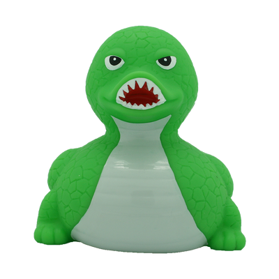 Crocodile Rubber Duck By Lilalu - DD