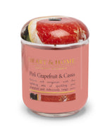 Pink Grapefruit & Cassis - Large Candle - From Heart and Home