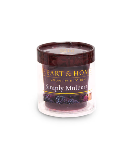 Simply Mulberry - Votive - From Heart and Home