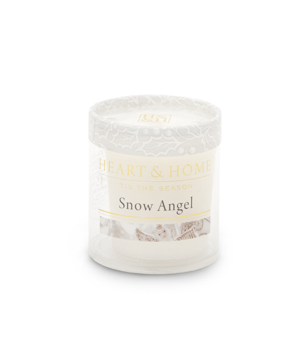 Snow Angel - Votive - From Heart and Home