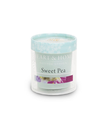 Sweet Pea - Votive - From Heart and Home
