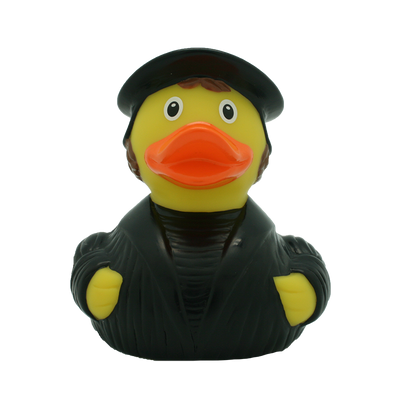 Luther Rubber Duck By Lilalu