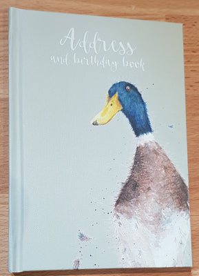 Duck Address and Birthday Book