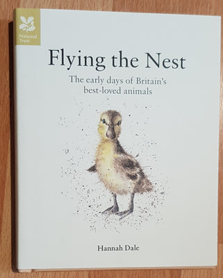 Flying the Nest Gift Book: The Early Days of Britain's Best-Loved Animals