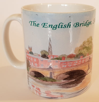 Mug - English Bridge