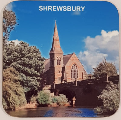 Shrewsbury Coaster - English Bridge