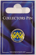 Shropshire Flag Collectors Pin