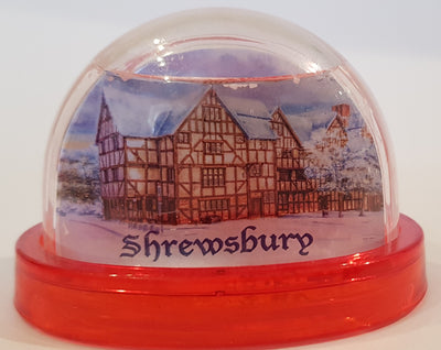 Shrewsbury Snow Globe