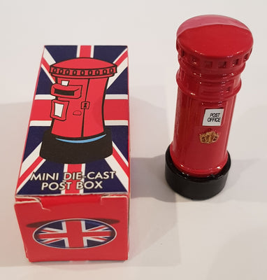 Mini Die-Cast Post Box