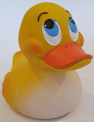 Super XL Latex Rubber Duck From Lanco Ducks