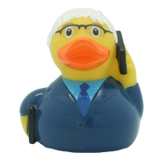 Business Man Rubber Duck By Lilalu