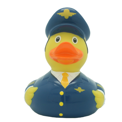 Pilot Rubber Duck *new By Lilalu