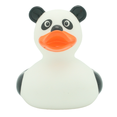 Panda Rubber Duck By Lilalu
