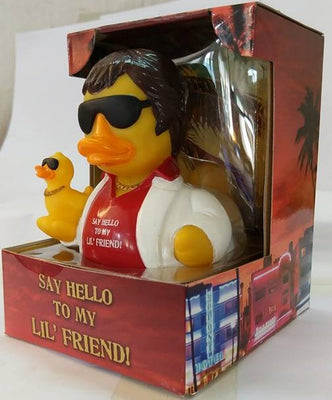 "Say Hello To My Lil"" Friend  - By Celebriducks - Limited Edition"