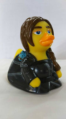 Quackniss Hunger GameBird - By Celebriducks - Limited Edition