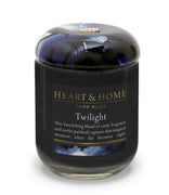 Twilight - Large Candle - From Heart and Home