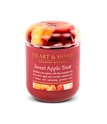 Sweet Apple Treat - Small Candle - From Heart and Home