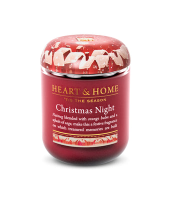 Christmas Night - Small Candle - From Heart and Home