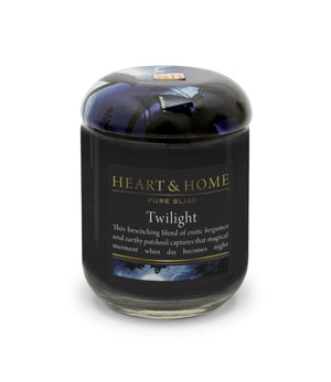 Twilight - Small Candle - From Heart and Home