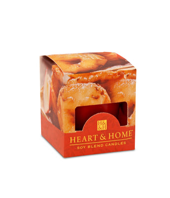 Sweet Apple Treat - Votive - From Heart and Home