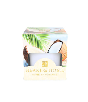 Coconut Escape - Votive - From Heart and Home