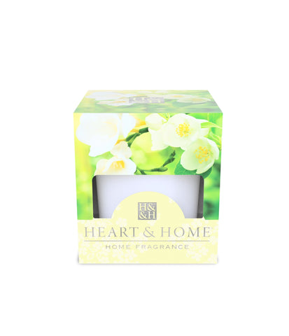 Lime Splash - Votive - From Heart and Home