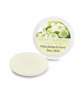 White Jasmine - Wax Melts - From Heart and Home