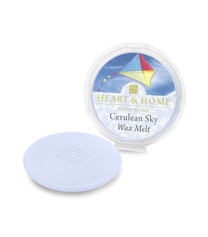 Cerulean Sky - Wax Melts - From Heart and Home