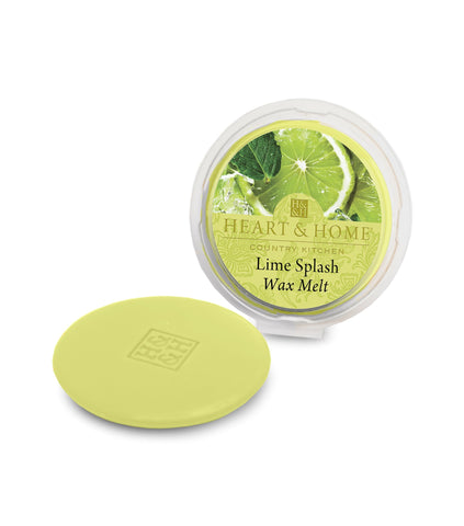 Lime Splash - Wax Melts - From Heart and Home