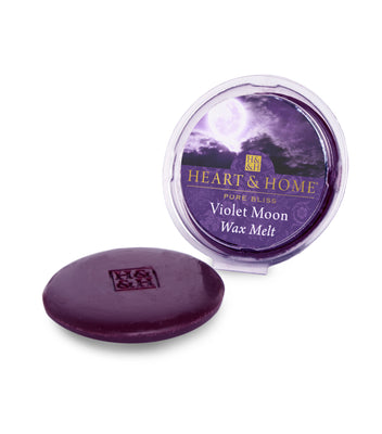Violet Moon - Wax Melts - From Heart and Home
