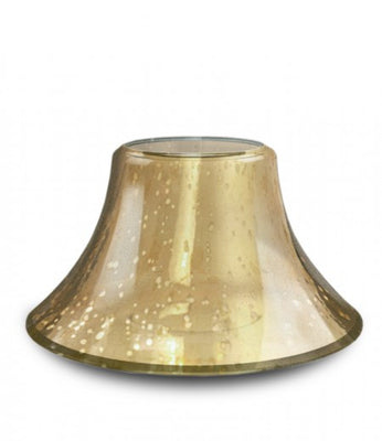 Pearl Mercury Jar Lampshade - From Heart and Home