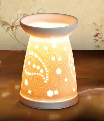 Paisley Electric Wax Melt Warmer