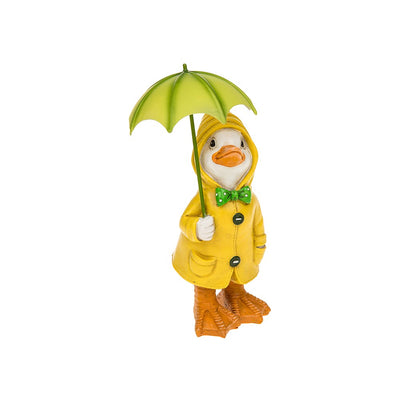 Puddle Duck With Brolly Tall