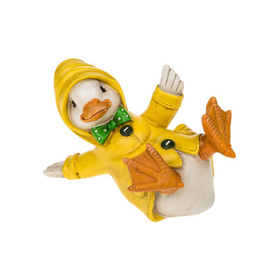 Puddle Duck Sliding