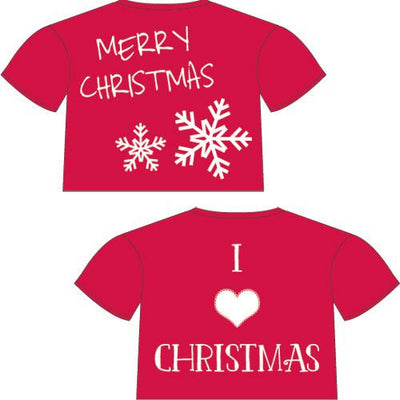 Christmas T-Shirt from Suki - 2 Designs