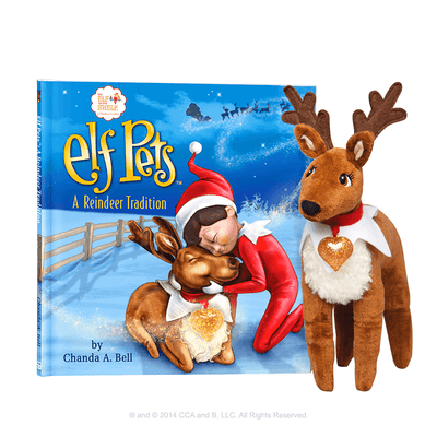 Elf Pets®: A Reindeer Tradition (The Elf on the Shelf®)