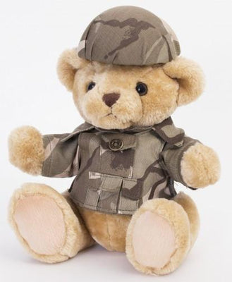 British Army Bear