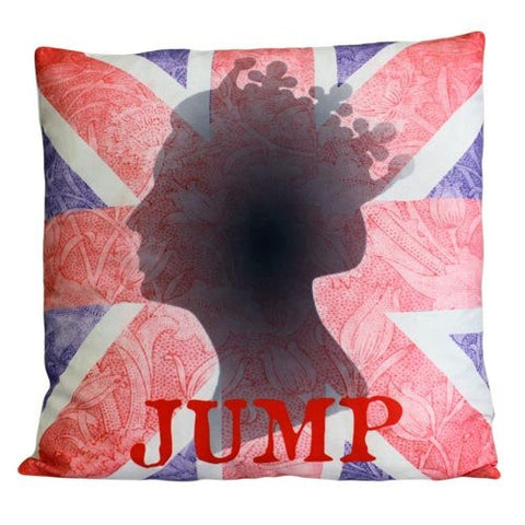 HRH Jump Cushion Cover