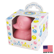 Celebriducks - The Good Duck - PVC FREE Rubber Duck - Pink