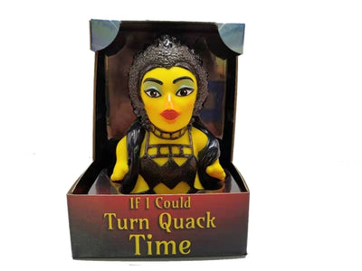 If I Could Turn Quack Time - By Celebriducks - Limited Edition