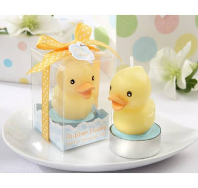 Rubber Ducky Candle - Rubber Duck Party