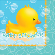 Lunch Napkins, 3-Ply, Baby Shower