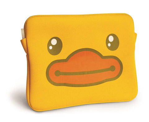 B.Duck Yellow Notebook Case