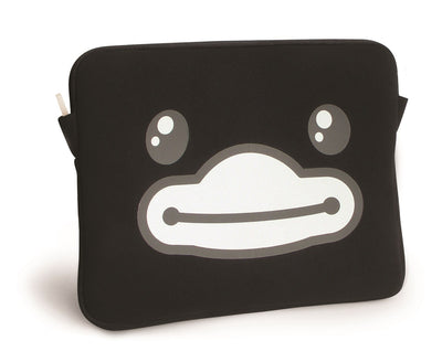 B.Duck Black Notebook Case