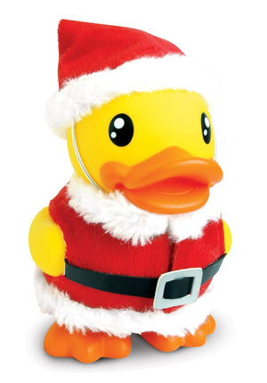 B.Duck Santa Duck Savings Bank Money Box