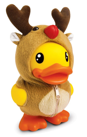 B.Duck Xmas Reindeer Savings Bank Money Box